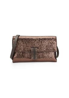 Brunello Cucinelli Broken Glass Leather Wallet