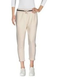 BRUNELLO CUCINELLI - Cropped pants & culottes