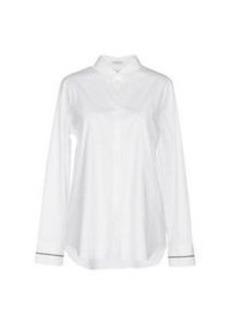 BRUNELLO CUCINELLI - Solid color shirts & blouses