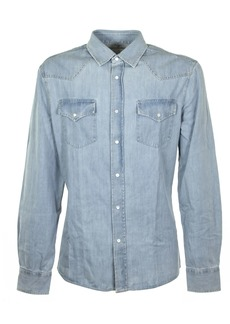 Brunello Cucinelli Classic Denim Shirt