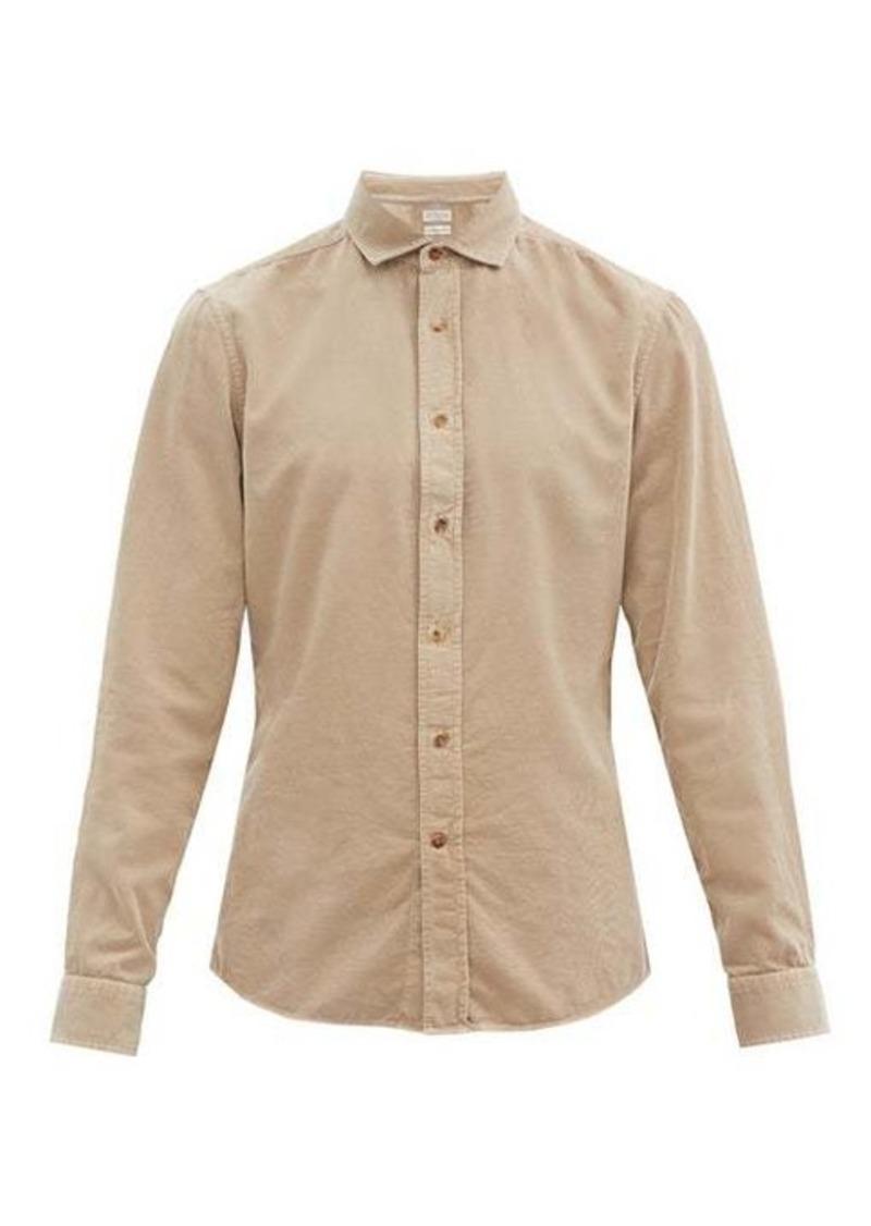 Brunello Cucinelli Cotton-corduroy shirt