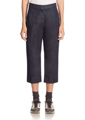 Brunello Cucinelli Denim Culottes
