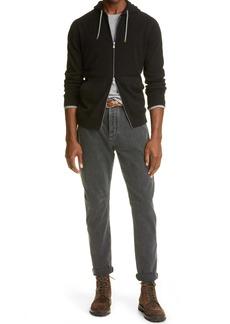 Brunello Cucinelli Fine Gauge Wool & Cashmere Sweater