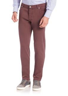 Brunello Cucinelli Five-Pocket Pants