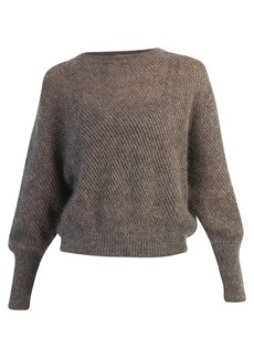 Brunello Cucinelli Grey Sweater