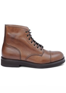 Brunello Cucinelli Leather Boot