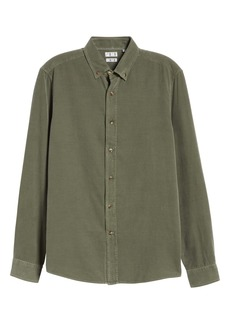 Brunello Cucinelli Leisure Fit Corduroy Shirt
