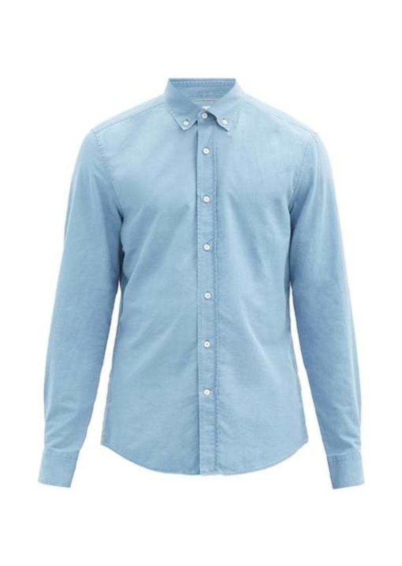 Brunello Cucinelli Leisure-fit denim shirt