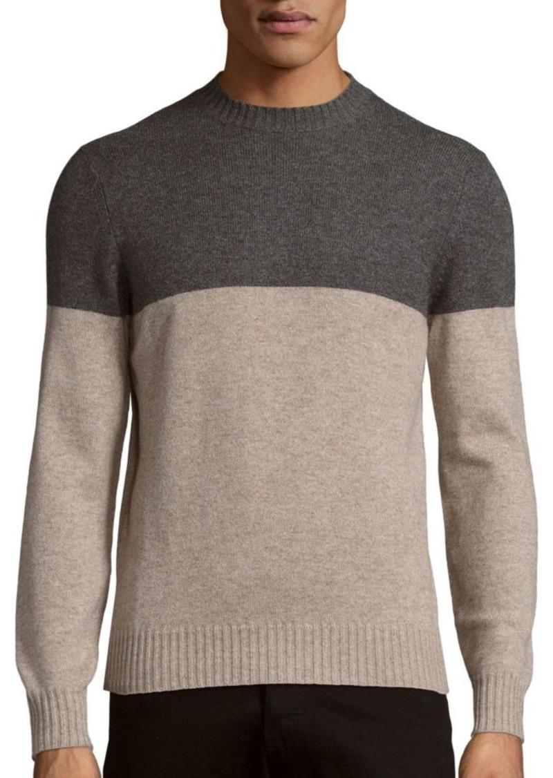 Brunello Cucinelli Long-Sleeve Cashmere Sweater