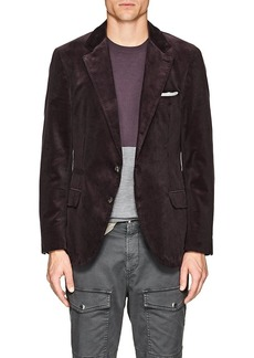 Brunello Cucinelli Men's Cotton Corduroy Three-Button Sportcoat
