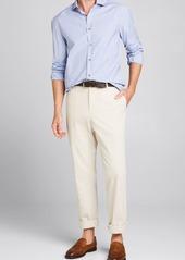 Brunello Cucinelli Men's Small Double-Check Sport Shirt