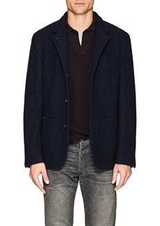 Brunello Cucinelli Men's Wool Flannel Jacket