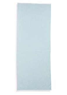 Brunello Cucinelli Metallic Cashmere & Silk Blend Scarf
