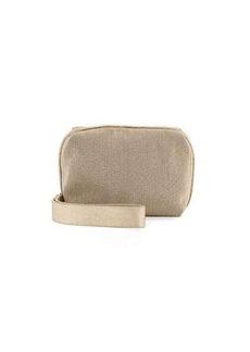 Brunello Cucinelli Monili Beaded Box Wristlet Bag