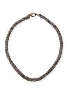Brunello Cucinelli Monili Choker Necklace