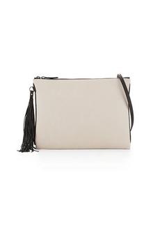 Brunello Cucinelli Monili-Tassel Wristlet Pouch Bag