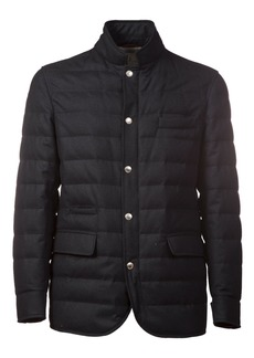Brunello Cucinelli Padded Shirt Jacket