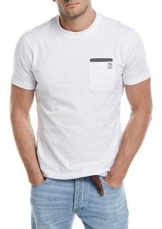 Brunello Cucinelli Patch-Pocket Spa T-Shirt