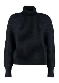 Brunello Cucinelli Ribbed Turtleneck Sweater