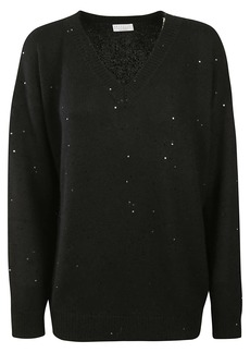 Brunello Cucinelli Sequined Sweater