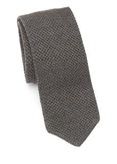 Brunello Cucinelli Silk Knit Tie