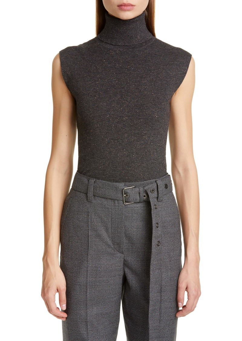 Brunello Cucinelli Sleeveless Turtleneck