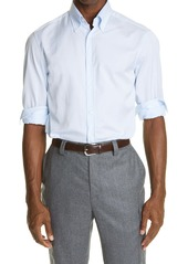 Brunello Cucinelli Slim Fit Button-Down Shirt