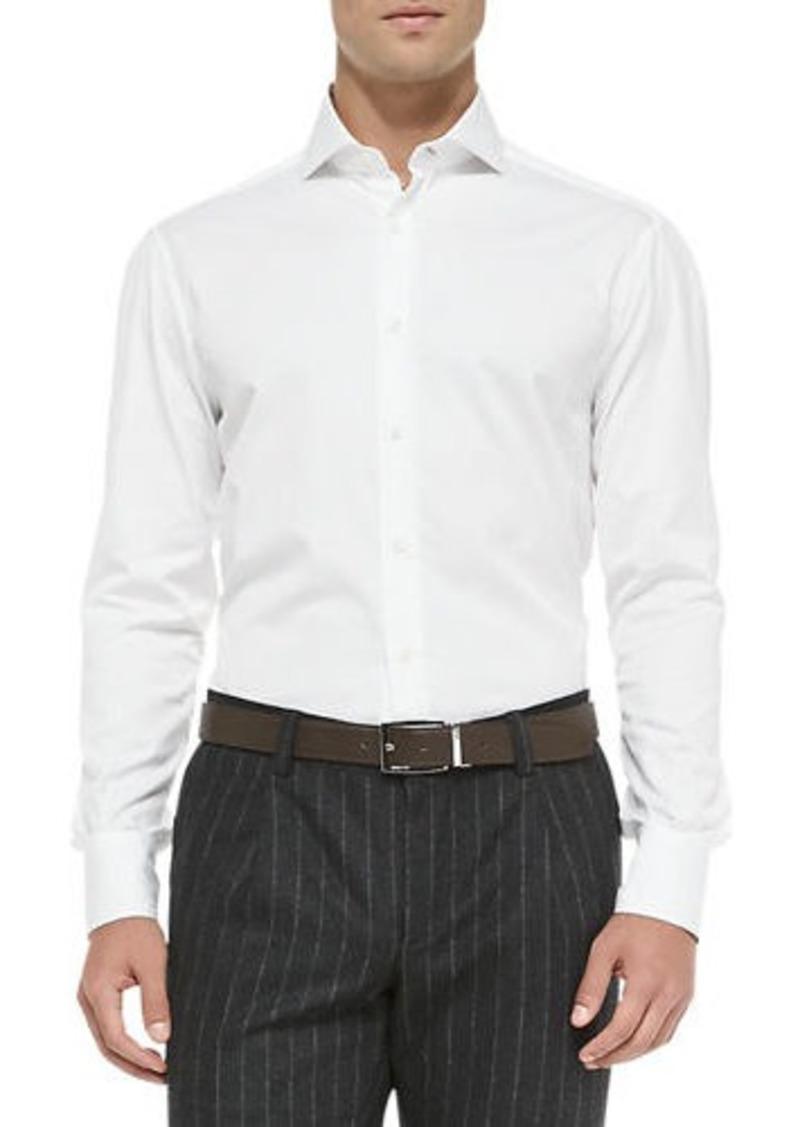 Brunello Cucinelli Slim-Fit Button-Down Shirt