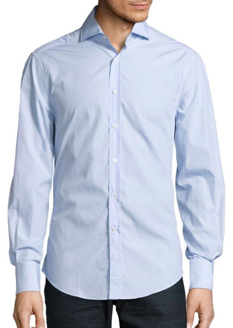 Brunello Cucinelli Soft Cotton Sportshirt