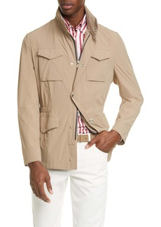 Brunello Cucinelli Stretch Field Jacket