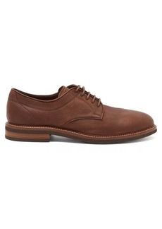 Brunello Cucinelli Unlined leather derby shoes