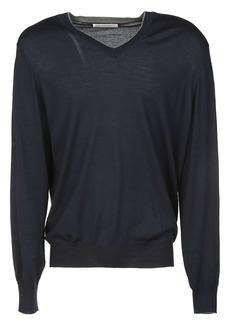 Brunello Cucinelli V-neck Sweatshirt