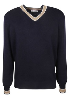 Brunello Cucinelli V-neck Sweatshirt