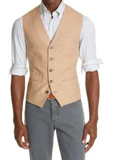 Brunello Cucinelli Wool & Cashmere Gilet Vest