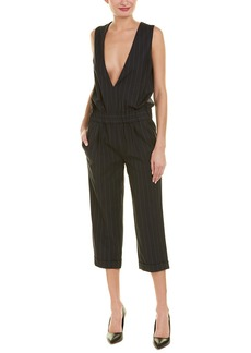 Brunello Cucinelli Wool-Blend Jumpsuit