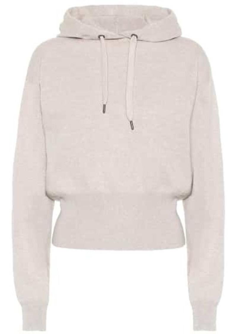 Brunello Cucinelli Cashmere hoodie