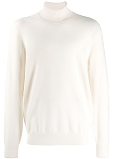 Brunello Cucinelli cashmere turtleneck jumper