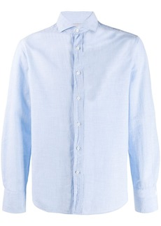 Brunello Cucinelli chambray shirt