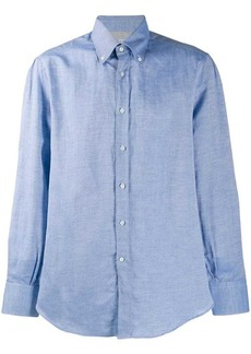 Brunello Cucinelli chambray shirt