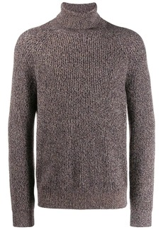 Brunello Cucinelli chunky roll neck jumper