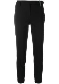 Brunello Cucinelli cigarette trousers