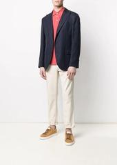 Brunello Cucinelli classic cotton polo shirt
