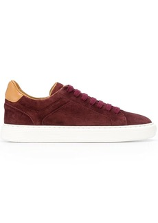 Brunello Cucinelli classic lace-up sneakers