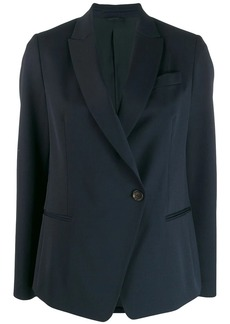 Brunello Cucinelli peaked lapel blazer
