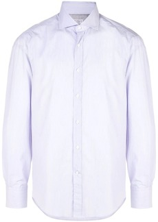 Brunello Cucinelli classic plain shirt