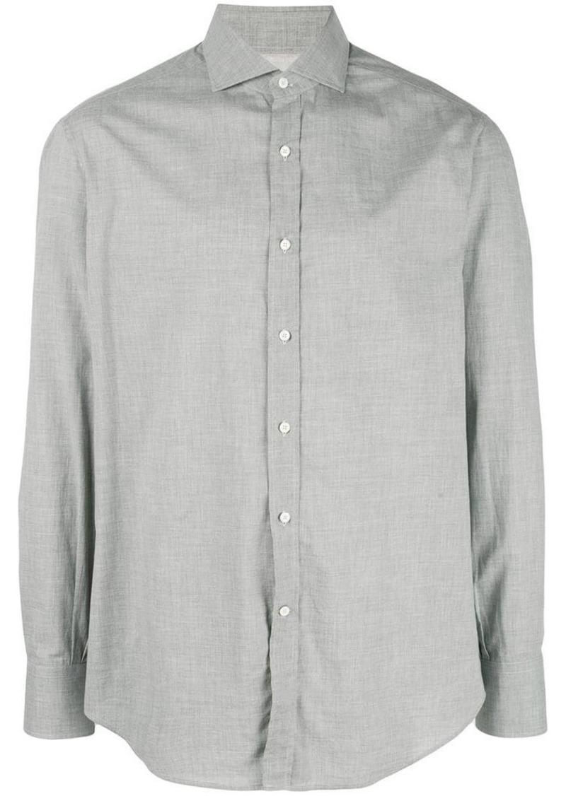 Brunello Cucinelli classic shirt