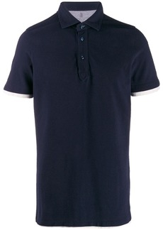 Brunello Cucinelli classic short-sleeve polo shirt
