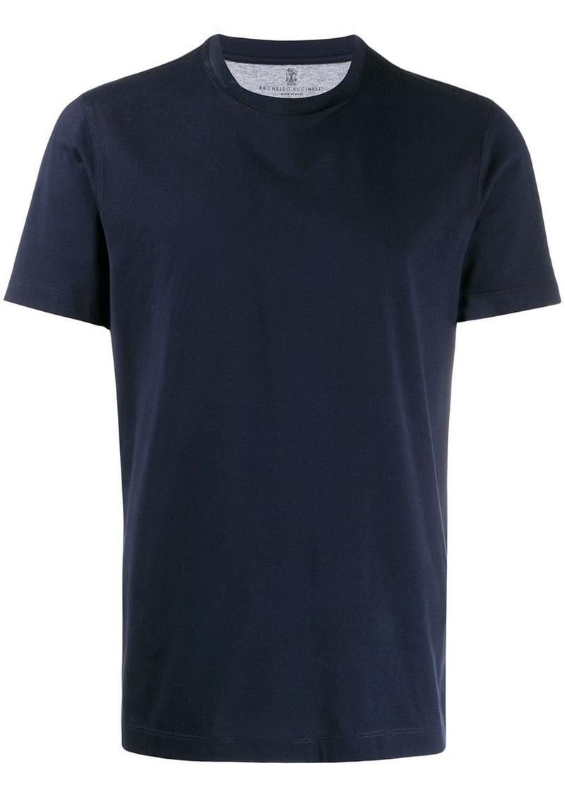 Brunello Cucinelli classic short-sleeve T-shirt