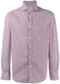 Brunello Cucinelli classic striped shirt