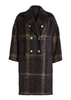 Brunello Cucinelli Coat with Alpaca, Wool and Cashmere